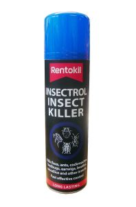 RENTOKIL PEST CONTROL - INSECTROL BUG & COCKROACH SPRAY