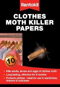 [12] RENTOKIL PEST CONTROL - MOTHKILLER STRIPS
