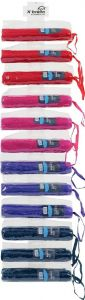 [12] SUSINO UMBRELLAS ASSORTED COLOURS COMPACT
