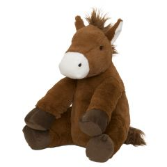 KUDDLI FRIENDS 3D NOVELTY COVER & HWB-HORSE (D)