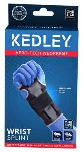 Kedley Wrist Support With Metal Splint