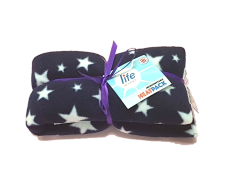 Life Luxury Lavender Heatpack -  Navy