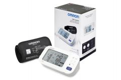 OMRON BLOOD PRESSURE MONITOR - NEW M6 COMFORT