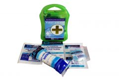 *NEW* FIRST AID KIT - HANDY CLAM PACK