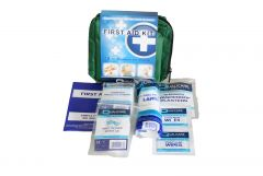 *NEW* FIRST AID KIT - HOME & TRAVEL IN ZIP POUCH