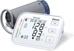 *NEW* BEURER BLUETOOTH BLOOD PRESSURE MONITOR- QUICK MEASURE