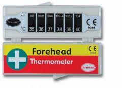 Brannan Forehead Strip Thermometer