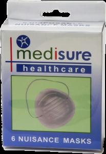 Medisure Nuisance Masks, 6-Pack