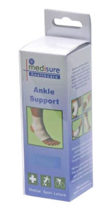 **DISCONTINUED** MEDISURE SUPPORT ANKLE - MEDIUM (D)