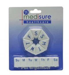 Medisure Pill Organiser - Set Of 2