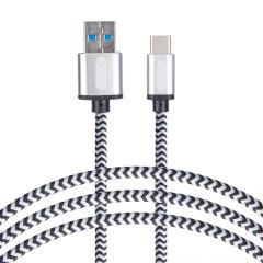 OBJECT MOBILE PHONE TYPE C CABLE - 1M CHARGER SYNC