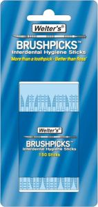 [1x32] BUY 1X20 WELTER'S BRUSHPICKS + GET 1X12 PLACKERS FREE