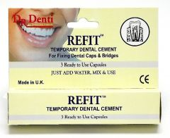 DR. DENTI REFIT - TEMPORARY TOOTH REFIT