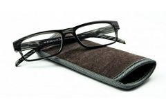 **ETA JULY** MAGNIVISION MENS READING GLASSES-JASPER 3.00