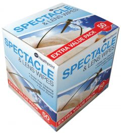 HEALTHPOINT SPECTACLE WIPES **FREE WITH ANY 3 DISPLAYS OF READING GLASSES!**
