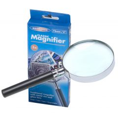 *NEW* [3] MAGNIFICO CLASSIC MAGNIFIER 3-INCH/75MM