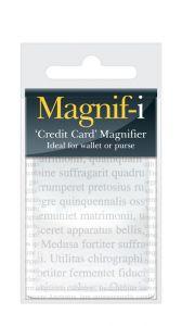 [6] MAGNIF-I CREDIT CARD' MAGNIFIER(D)