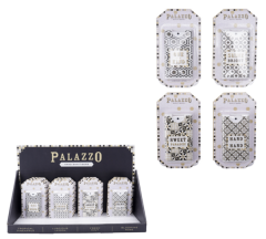 *NEW* PALAZZO 4 ASSORTED SANITISERS IN CDU