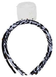Alice Bands x3 *10% OFF!*