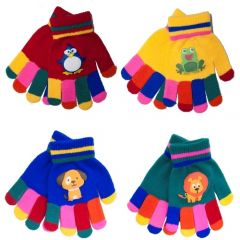 [12] KIDS THERMAL MAGIC GLOVES(D)