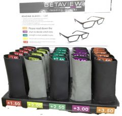 *NEW* READING GLASSES ASSORTED DISPLAY