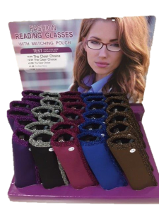 *NEW* READING GLASSES 1.50-3.00