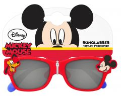 DISNEY SUNGLASSES - MICKEY RUBBER NOMAD (D)