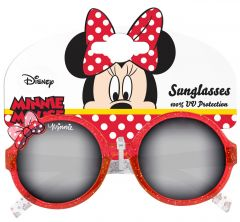 [6] DISNEY SUNGLASSES - MINNIE MOUSE RED (D)