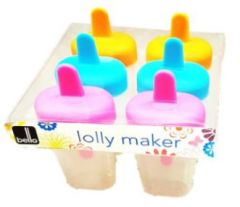 First Steps Rocket Lolly Ice Maker Set *10% OFF!*