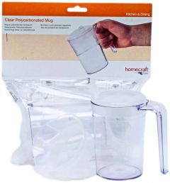 PATTERSON INVALID CUP - ONE HANDLED - LARGE