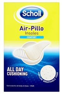 Scholl Air Pillo Comfort Insoles 1 Pair