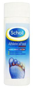 [3] SCHOLL ATHLETES FOOT POWDER 75G