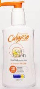 CALYPSO SUN LOTION SPF30 100ML