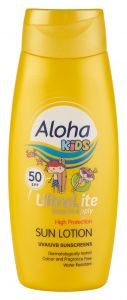 [6] ALOHA KIDS CLOUR & FRAGRANCE FREE ULTRALITE SPF50 (D)