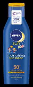 [6] NIVEA SUN CHILDS LOTION F50 200ML(D)