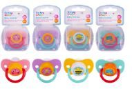FIRST STEPS ORTHODONTIC SOOTHERS