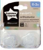 *NEW* TOMMEE TIPPEE SOOTHERS - 0-2M NEWBORN ANYTIME
