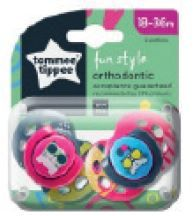 *NEW* TOMMEE TIPPEE SOOTHERS - FUN 18-36M X2