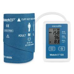 Microlife WATCHBP O3 2G Ambulatory 24HR Blood Pressure Monitor with AFIB
