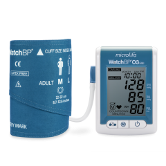 Microlife WATCHBP O3 1G Ambulatory 24HR Blood Pressure Monitor with AFIB *DUE IN DEC 2021 - PREORDER NOW*