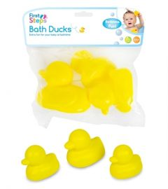 FIRST STEPS BATH DUCKS - FAMILY