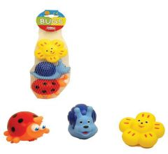 PADGETT SQUIRTING BATH ANIMALS