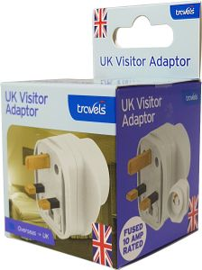 Travels Uk Visitor Adaptor
