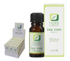 HERB GARDEN TEA TREE OIL 10ML