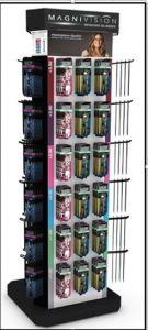 MAGNIVISION READING GLASSES FLOOR STAND MEDIUM1700x485x485MM
