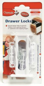 [5] CLIPPASAFE DRAWER LOCKS
