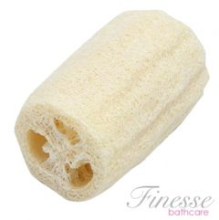 **SUGG MCN037**ETA OCT** [6] FINESSE NATURAL LOOFAH SMALL