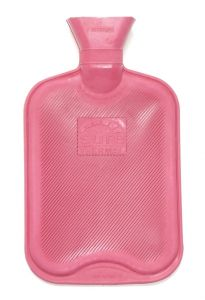 [6] FINESSE HOT WATER BOTTLE - SINGLE RIB