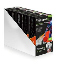 [5] THERMO DR. MICROWAVEABLE BODY WRAP IN DISPLAY