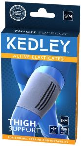 KEDLEY ELASTICATED THIGH SUPPORT- S/M (D)